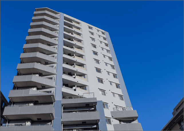 都市型新築デザイナーズマンション
