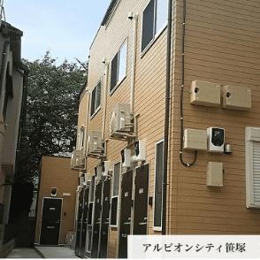 アルビオンシティ笹塚